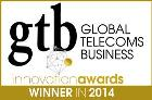 GTB Innovation Award 2014